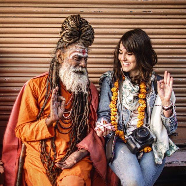Trocas ❤️ #Varanasi #india