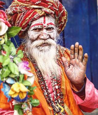 _ Borrote sundar ! _ 🌈#Varanasi #india