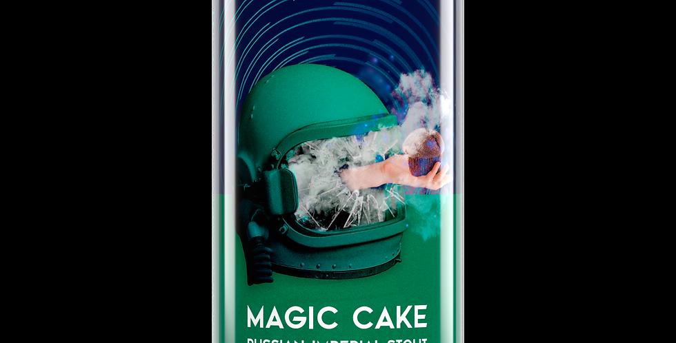 Magic Cake (Straight RIS com terpenos)
