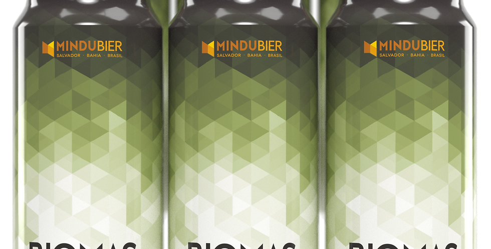 6-Pack Biomas (Imperial Sour com goiaba, licuri, laranja e baunilha) 10% OFF!