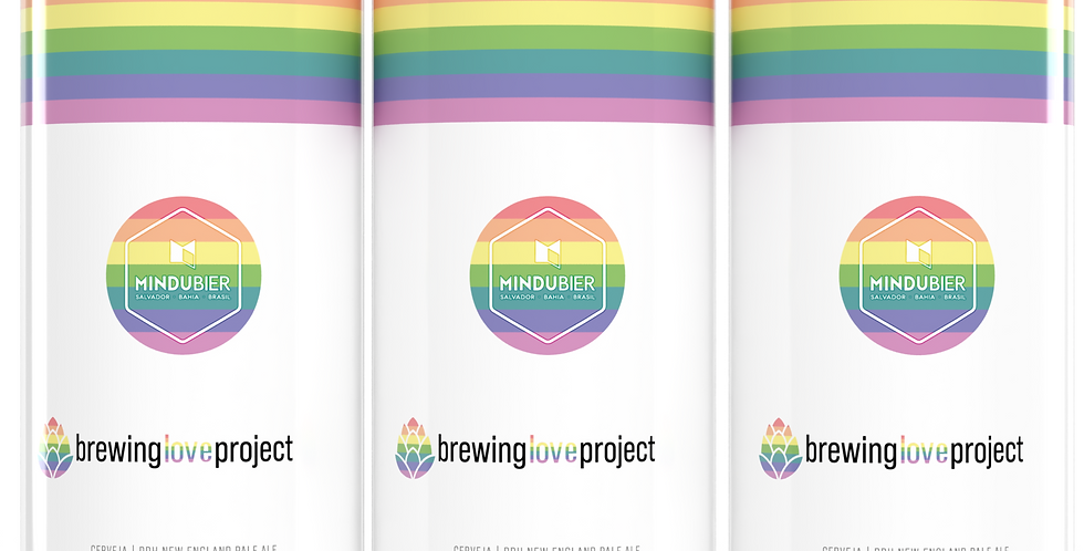 3-Pack Brewing Love Project (New England Pale Ale) 5% OFF!