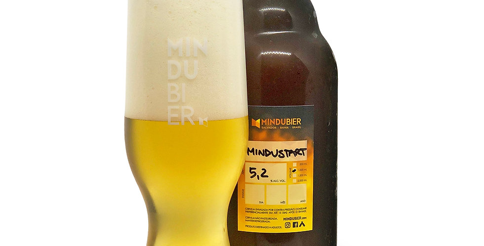 MinduStart (All Day Premium Lager)
