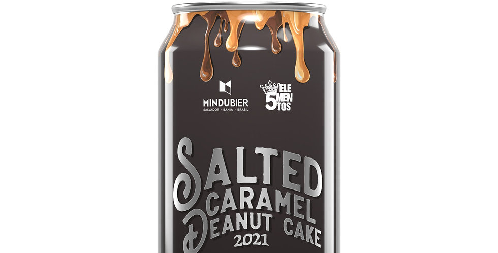 Salted Caramel Peanut Cake 2021 (Imperial Pastry Stout)