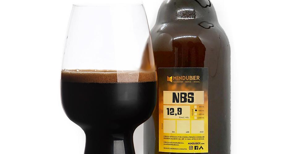 NBS Ed. 2021 (Nordeste Breakfast Stout)