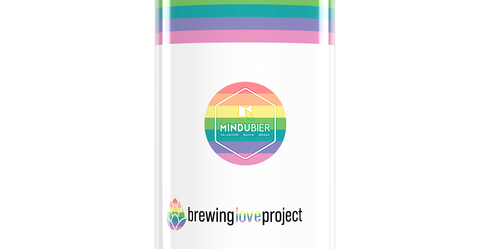 Brewing Love Project (New England Pale Ale)