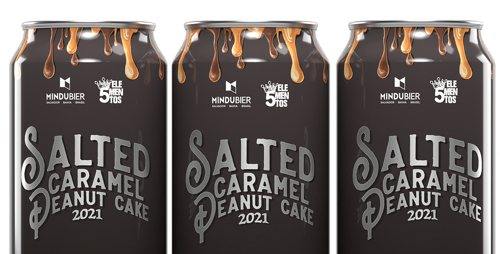 3-Pack Salted Caramel Peanut Cake 2021 (Imperial Pastry Stout) 5% OFF