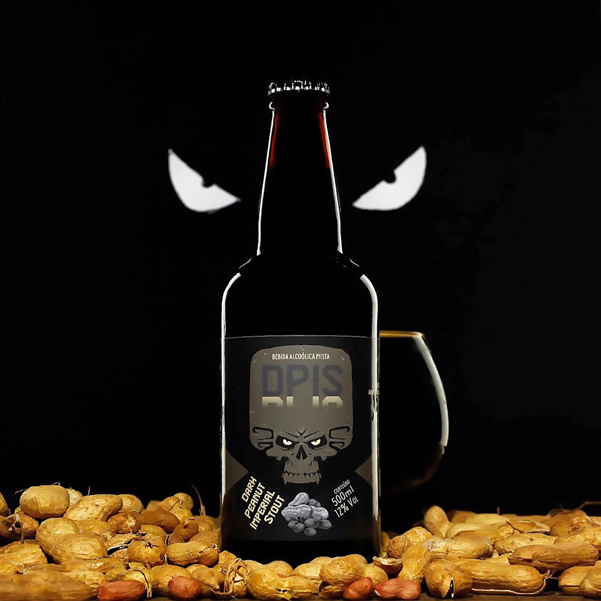 Dark Peanut Imperial Stout
