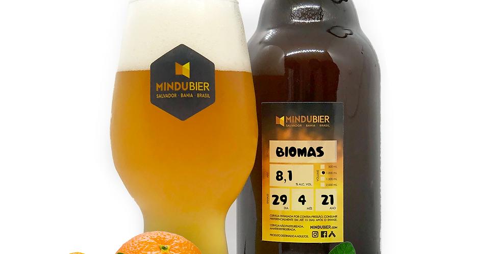 Biomas (Imperial Sour com goiaba, licuri, laranja e baunilha)