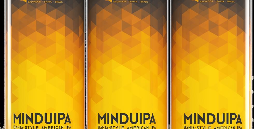 3-Pack MinduIPA (Bahia-Style American IPA)
