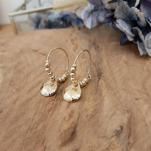 Boucles d'oreilles SOUVERAINETÉ