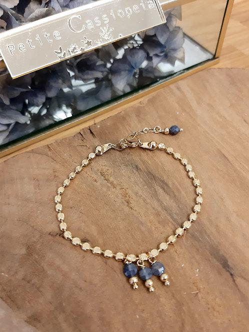 Bracelet SOUVERAINETÉ saphir