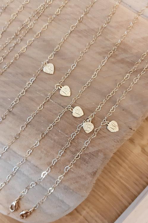 Bracelet Dans mon coeur