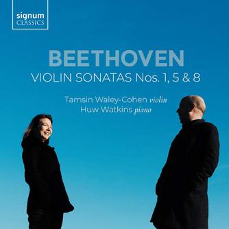 貝多芬:第一、五及八號小提琴奏鳴曲