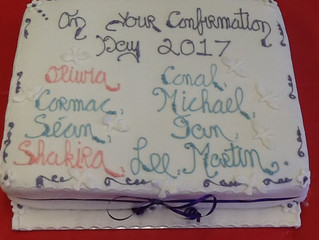 Congrats to all our Confirmation Pupils