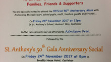 50th Anniversary Celebrations