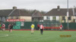 FAI Soccer skills training Sligo Jan 201