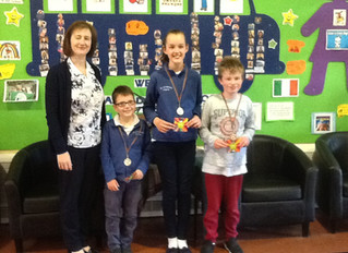 TUSLA Art Competition Winners