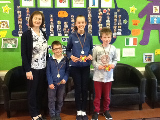 TUSLA Art Competition Winners