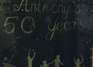 Happy 50th Birthday St. Anthony's School!!