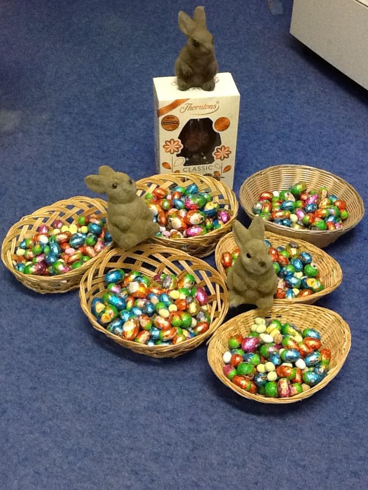 Have an EGG-cellent Easter!!
