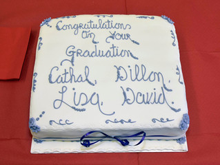 School Leavers Graduation 2018