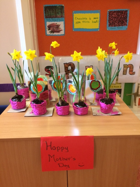 Happy Mothers Day from all in Room 2