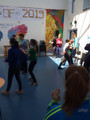 Zumba Fun as part of Active School Week 2019
