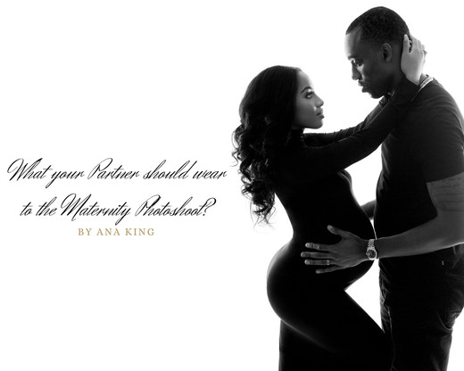 What your Partner should wear to the Maternity Photoshoot?