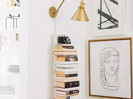 How to Use the Vertical Space in Your Apartment