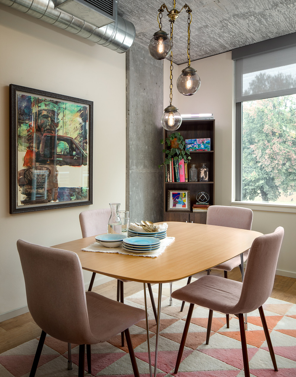 how to use lighting to make your space feel bigger