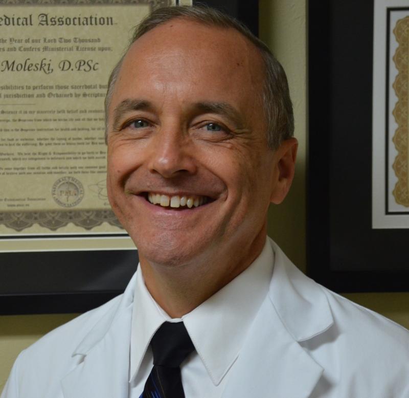 Dr. Stephen L. Moleski, DC