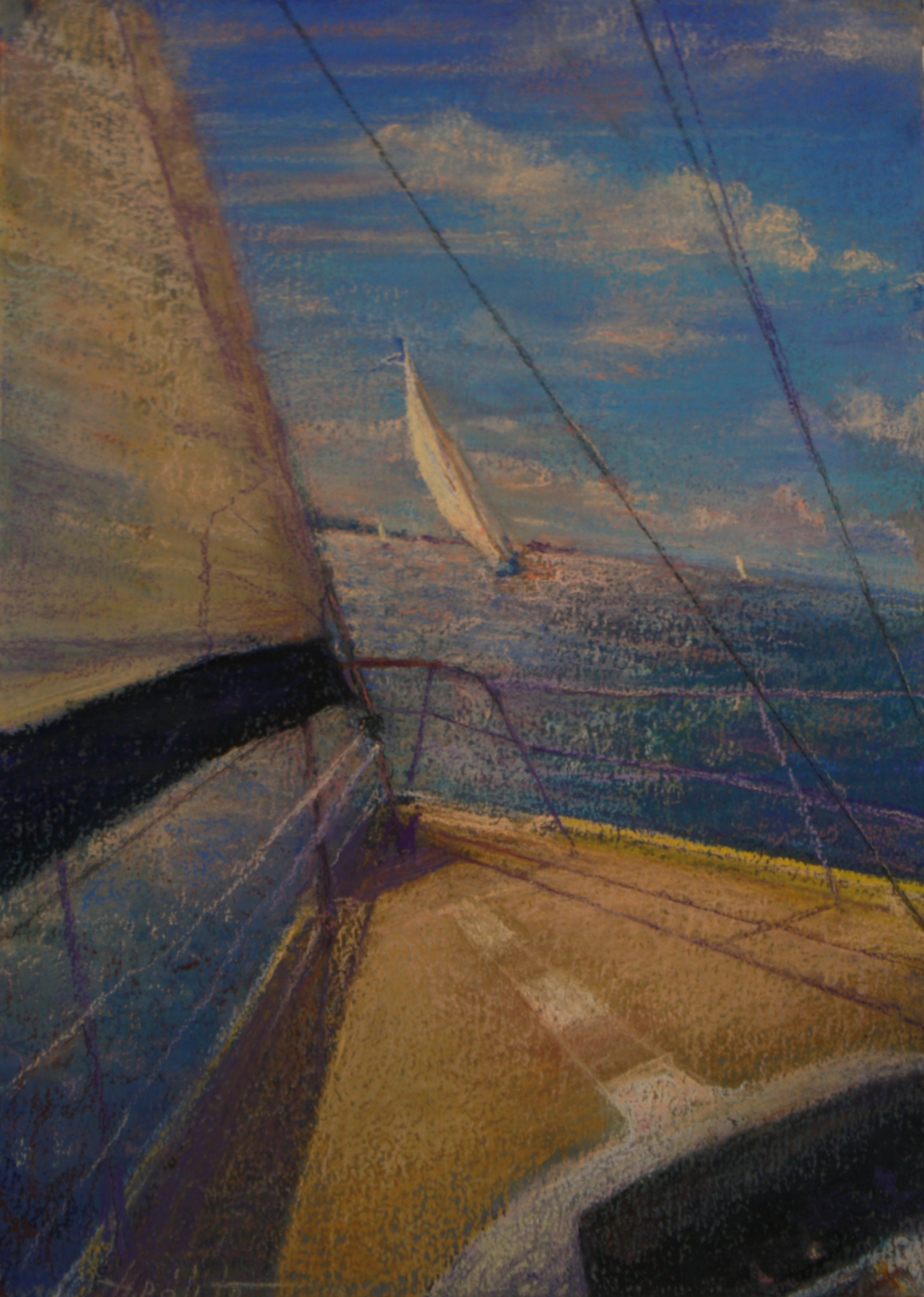 Tacking Sailing Winds