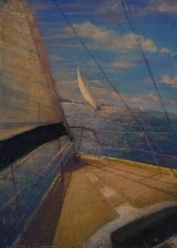 Tacking Sailing Winds