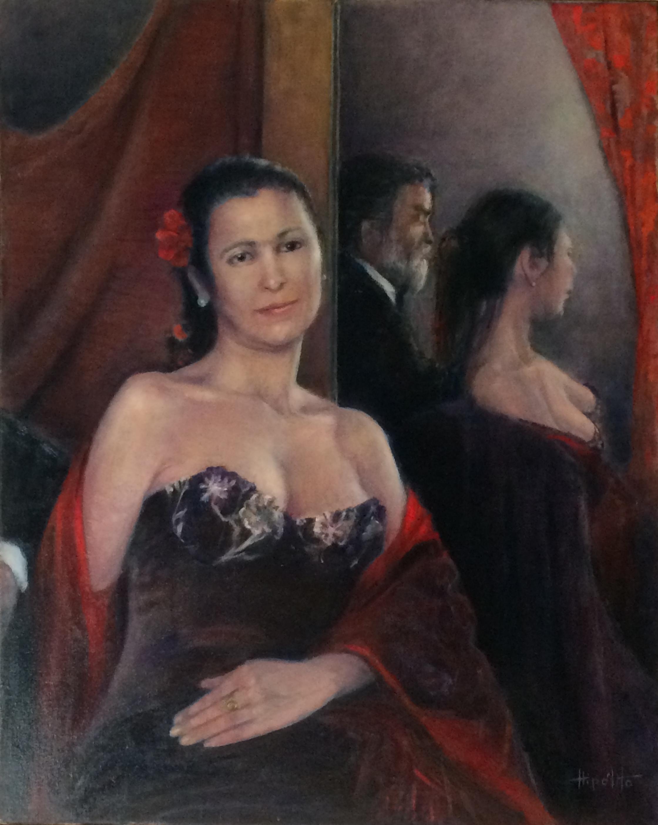 María y Reflejo