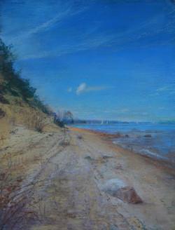 A Beach & Sky