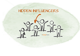 Change hack 9: Untapping the hidden influencers in your organisation
