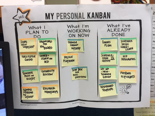 Getting personal with Kanban...for new ways of working