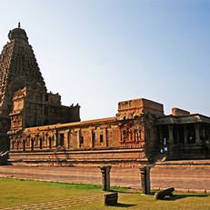 Brihadeswara temple in Thanjavur