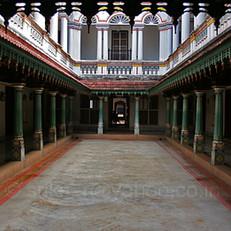 Chettinad Architecture - at Kanadukathan