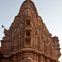 Temple in Mandore garden