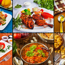 Food Photography for a food aggregator