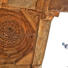 Qutub Minar - A different perspective!