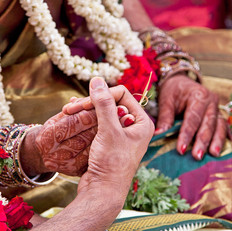 Hindu Brahmin marriage ritual