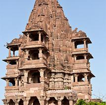 Historical Temple in Mandore garden, Jodhpur