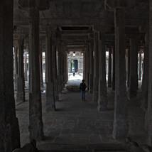 1000 pillars in Venkataramanaswami Temple