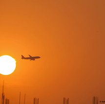 The Sun and the Plane of reference