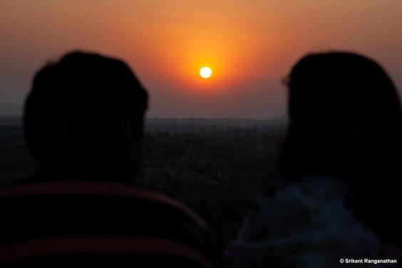 """A couple and their """"Sun"""""""