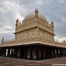 Tipu Sultan's mausoleum in Srirangapatna