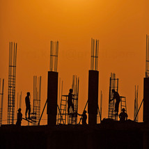 The Sun has set, leaving behind its shadows. As the new day sets in, let us move ahead - higher, stronger and with confidence, built on the foundation laid today..  Wishing you all a very Happy 2017!!!