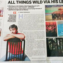 New Indian Express - an article